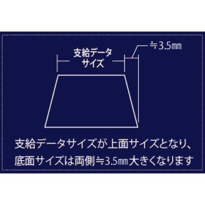 LEDチャンネル文字 正面発光タイプ