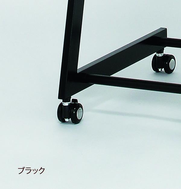 L型パンフレットスタンド4段タイプ