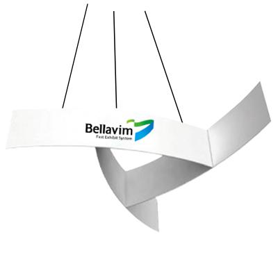 風車ハンギングバナー